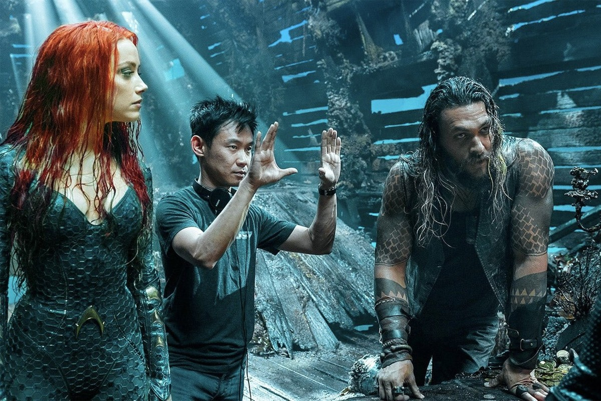 """Director James Wan Confirms 'Aquaman 2' Will Have a """"Touch of Horror"""""""