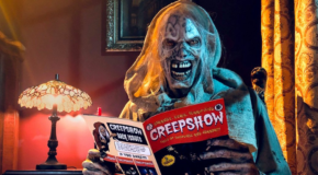 Shudder's Creepshow Is Getting an Animated Halloween Special From Stephen King, Joe Hill