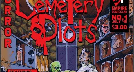 Cemetery Plots Comic Series Review