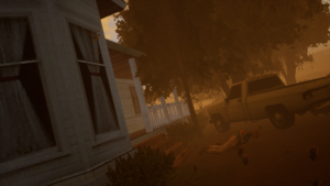 THE SHADOW OF: LEATHERFACE